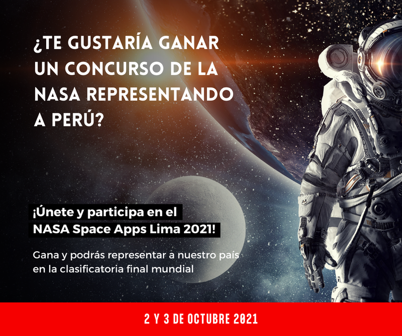 NASA Space Apps Challenge Lima 2021